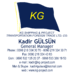 KG SHIPPING & PROJECT TRANSPORTATION FOREIGN TRADE LTD.CO.